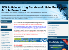 Rewriting services