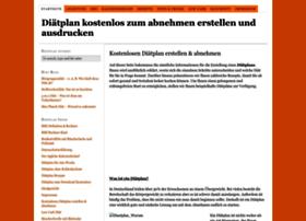 news from diaetplan di tplan kostenlos zum. Black Bedroom Furniture Sets. Home Design Ideas