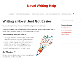 Fiction writing help