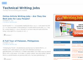 Technical writing news